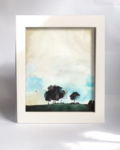 Framed Mini Print - Fragile - Ready to Hang - Mai Autumn - Mini Framed Print