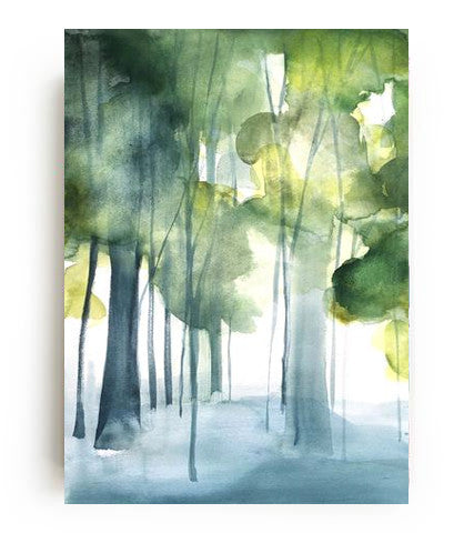 Grove II Canvas Print