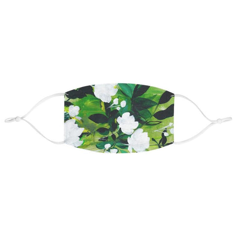 Jungle Abstract Face Mask