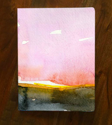 Landscape Notebook - Mai Autumn - Notebook
