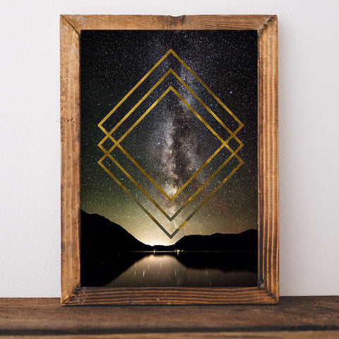 Milky Way - Printable Wall Art