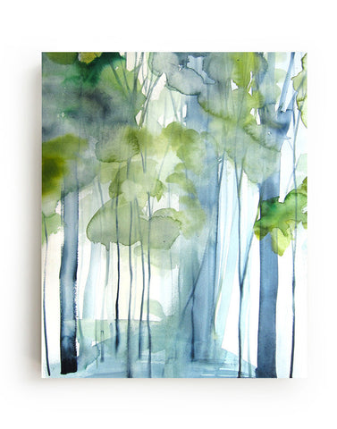 New Growth Canvas Print