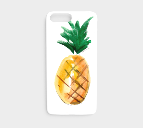 Pineapple Phone Case - Mai Autumn - Phone Cases