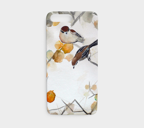 Fall Phone Case - Mai Autumn - Phone Cases