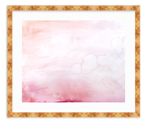 'Rose Landscape' Original Painting