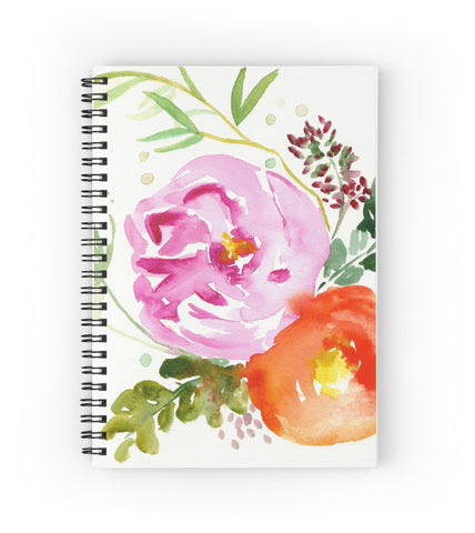 Eva Spiral Notebook - Mai Autumn - paper goods
