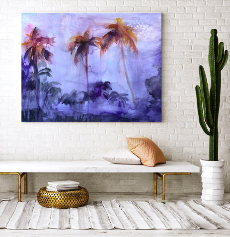 West Palm Beach Canvas Print