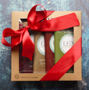 Artisanal Chocolate Bar Gift Box