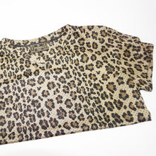 Load image into Gallery viewer, Fendi Leopard Print Tee