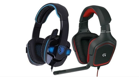 Gaming Headphones and Headset