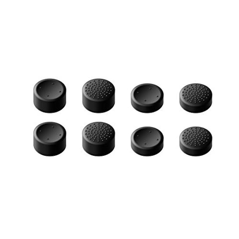 GameSir Xbox One Controller Thumb Grips, Analog Stick Grips Covers Skins for Xbox One / Slim Controller, Best Caps for Gaming - Black (8 Pack). - Gamersitemshop