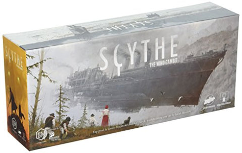 Scythe The Wind Gambit Stonemaier Tabletop Board Game - Gamersitemshop