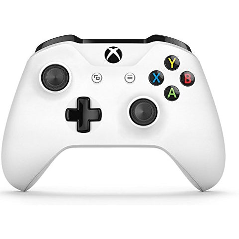 Xbox Wireless Controller - White: xbox one: MICROSOFT(R). - Gamersitemshop