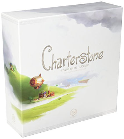 Stonemaier Games 2018 Charterstone board game - Gamersitemshop