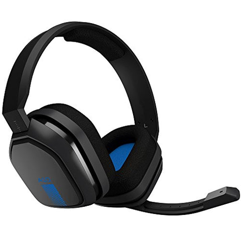 ASTRO Gaming A10 Gaming Headset - Blue - PlayStation 4: Video Games - Gamersitemshop
