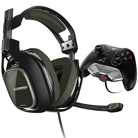 ASTRO Gaming A40 TR Headset + MixAmp M80 - Black/Olive - Gamersitemshop