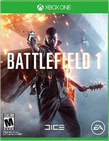 Battlefield 1 Game Xbox One - Gamersitemshop