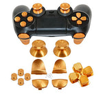 Full Metal Bullet Buttons for PS4 Controller - Gamersitemshop