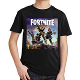 Fortnite Heroes Fortnite Gamers Youth T- Shirt - Gamersitemshop
