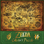 eldaUSAopoly The Legend of Zelda Collector's Puzzle: Game: Toys & Games - Gamersitemshop