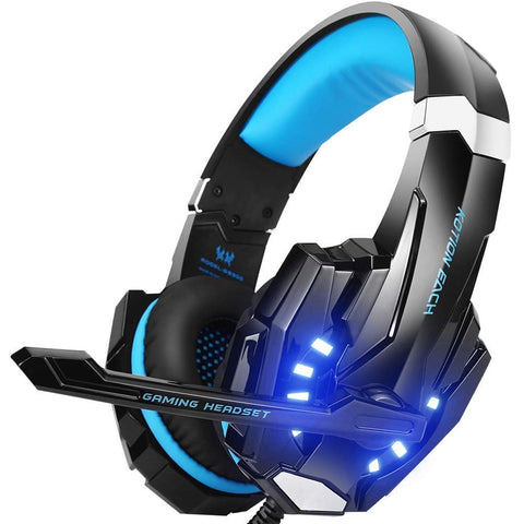BENGOO G9000 Stereo Gaming Headset for PS4, PC, Xbox One Controller, - Gamersitemshop