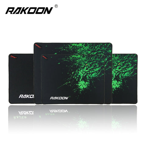 Green Dragon Large Gaming Mouse Pad - Gamersitemshop