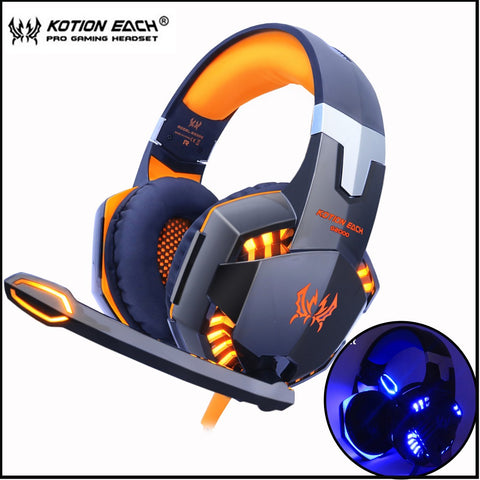 Gaming Headset - Gamersitemshop