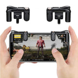 Mobile Game Controller Sensitive Shoot and Aim Keys L1R1 Gaming Triggers - Gamersitemshop