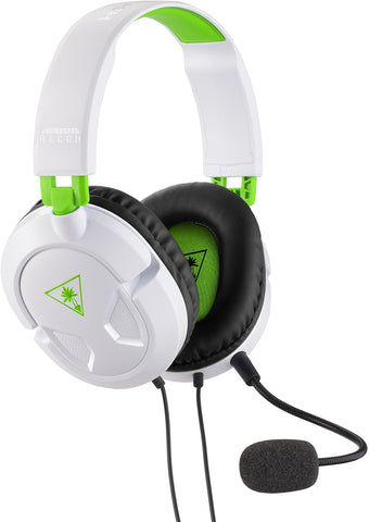 Turtle Beach - Recon 50X White Stereo Gaming Headset - PS4 - Xbox - Gamersitemshop