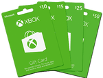 Xbox Gift Card [Digital Code]: Video Games - Gamersitemshop
