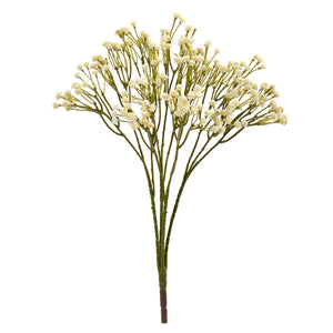 "16"" Gypsophillia Spray Artificial Flower (Set of 12)"