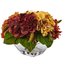 Load image into Gallery viewer, Autumn Hydrangea Berry w/Vase