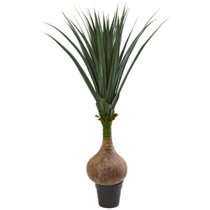 4.5' Yucca Artificial Plant
