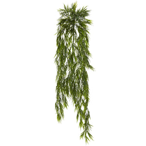 Mini Bamboo Hanging Bush (Set of 2)
