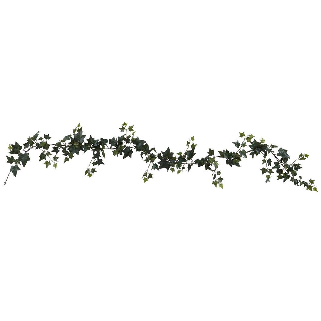 6' Sage Ivy Garland Artificial Plant (Set of 4)