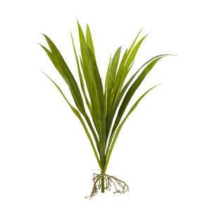 "15"" Grass Artificial Plant (Set of 6)"