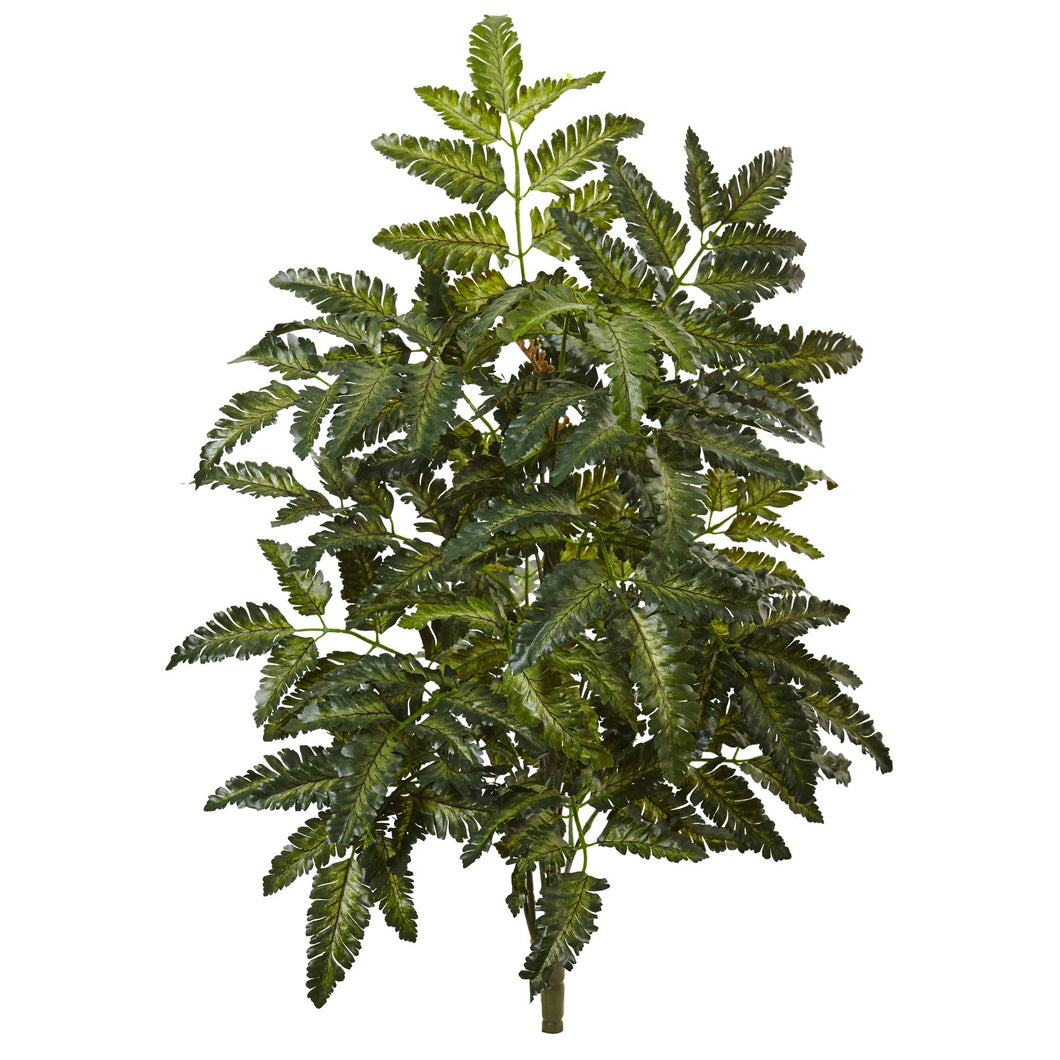 2' Bracken Fern Artificial Plant (Set of 3