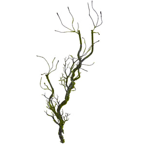 "43"" Moss Twig Vine Artificial Plant (Set of 4)"