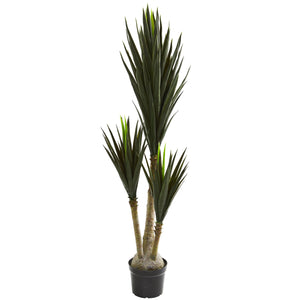 "65"" Yucca Artificial Plant"