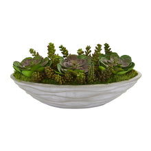 Load image into Gallery viewer, Succulent Garden Artificial Plant