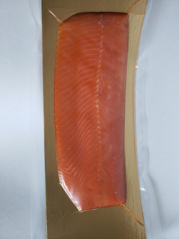 Cold Smoked Scottish Trout Fillet - SeaNativeUSA
