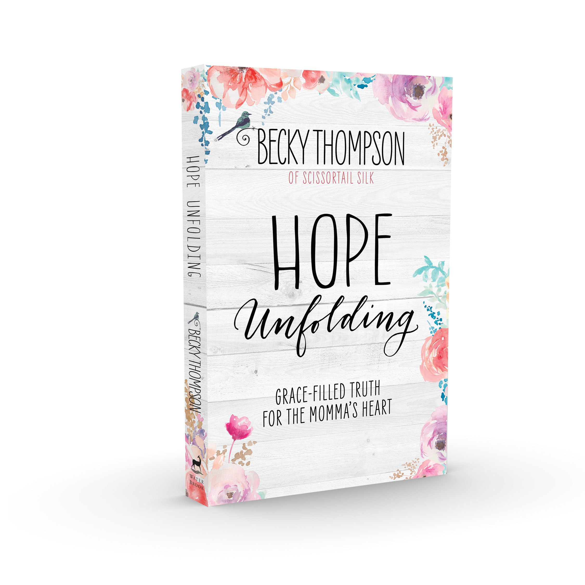 Hope Unfolding - Signed Copy