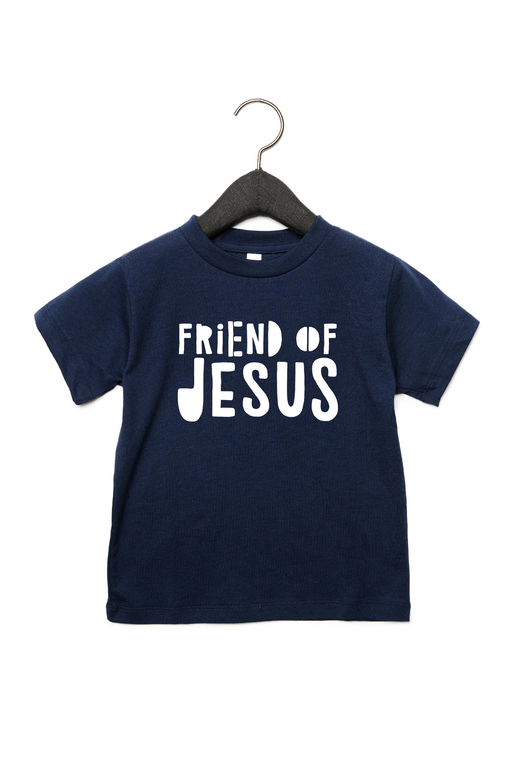 (PRE-ORDER) Friend of Jesus™️ Toddler T-Shirt | Navy