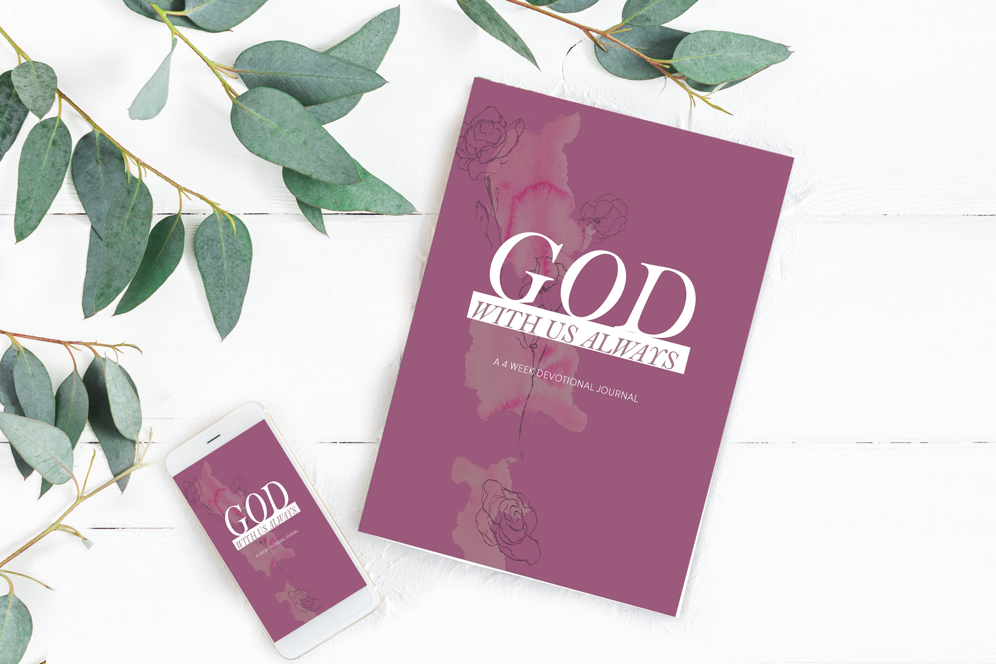 God with Us Always: 4 Week Devotional - Printables