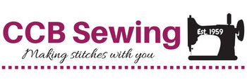 CCB Sewing Logo