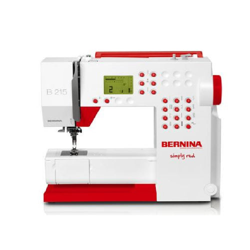 Bernina Activa 215 Simply Red