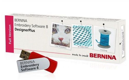 Bernina Designer Plus V8.1