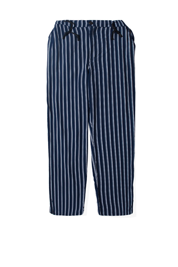 Ghazzali Navy White Stripes Pants (4165178130467)