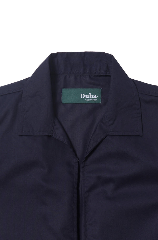 Dhaka Navy Jacket