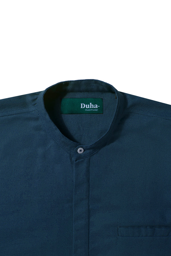 Rushd Navy Shirt (4165150474275)